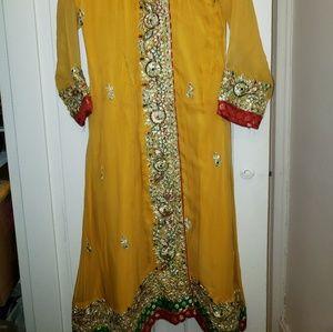 no brand Dresses - Mehndi dress